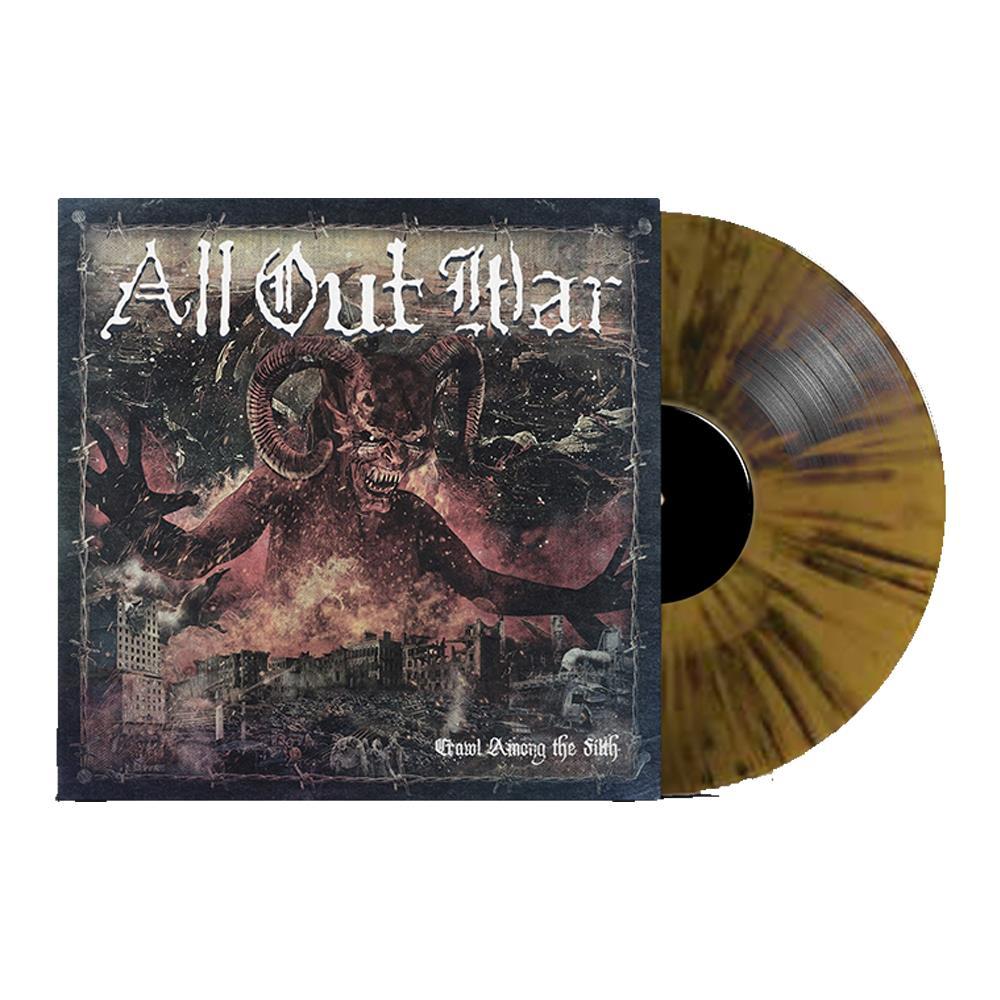 Crawl Among The Filth LP