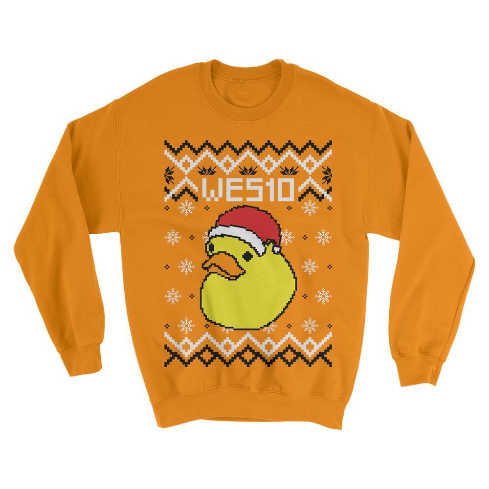 Duck Christmas S. Orange