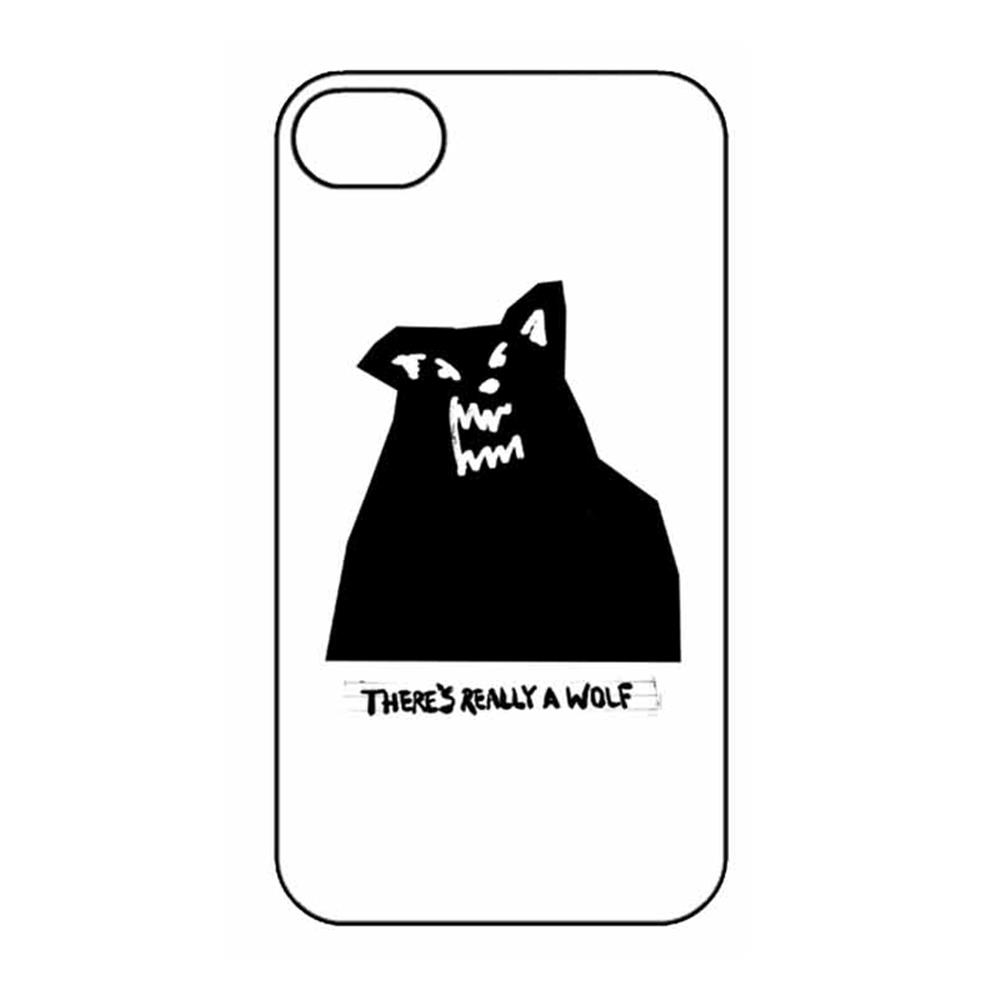 Album Art White iPhone Case