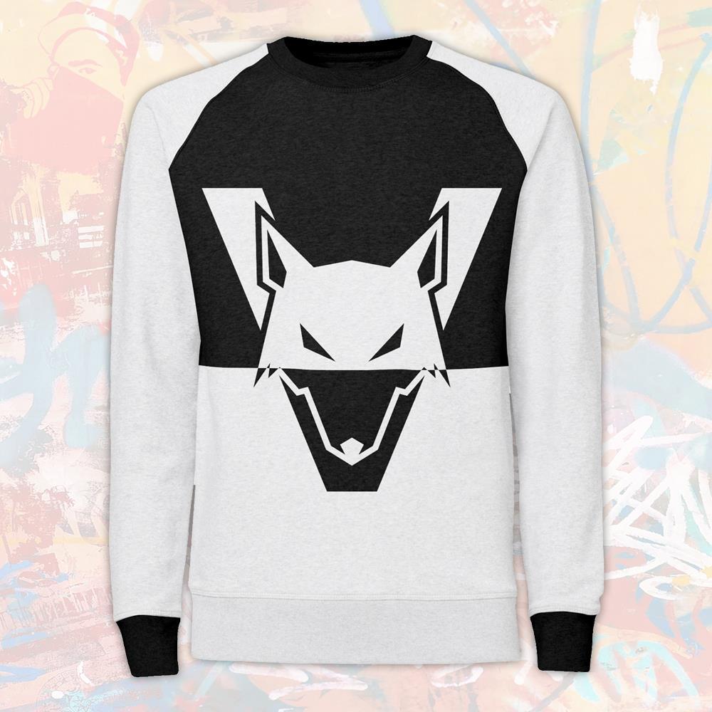 Wolf Black/White