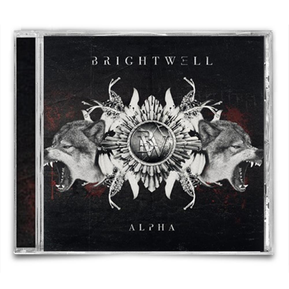 Alpha EP CD