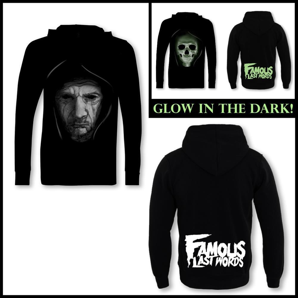 Old Man (Glow In The Dark) Black