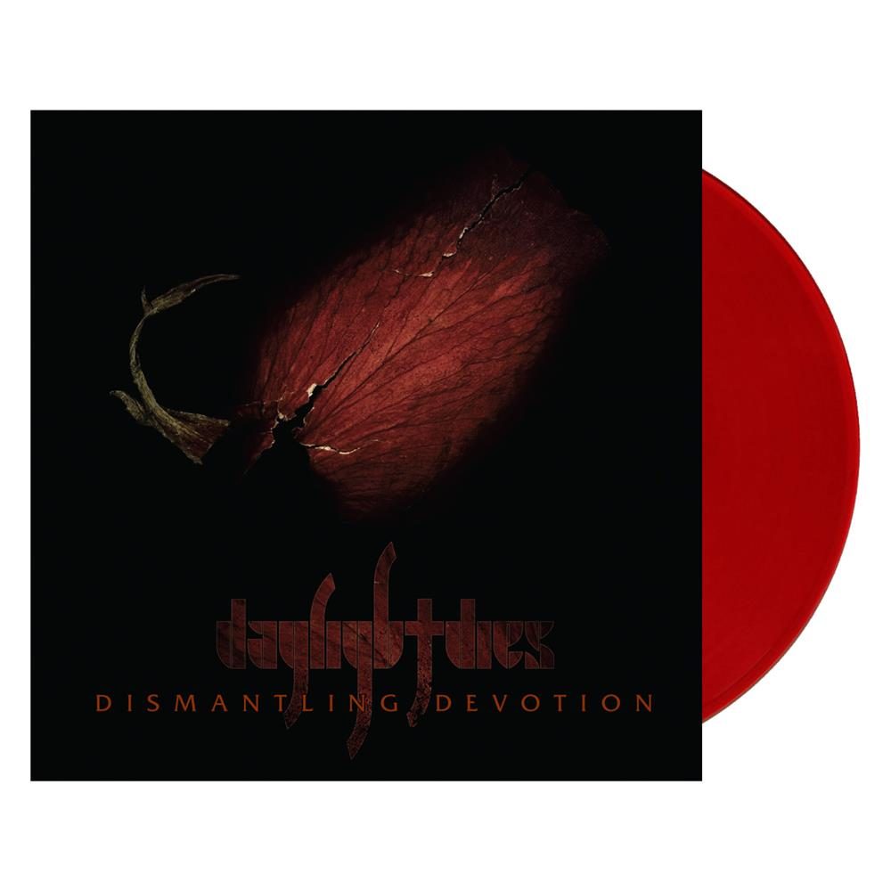 Dismantling Devotion Transparent Red Vinyl 2Xlp