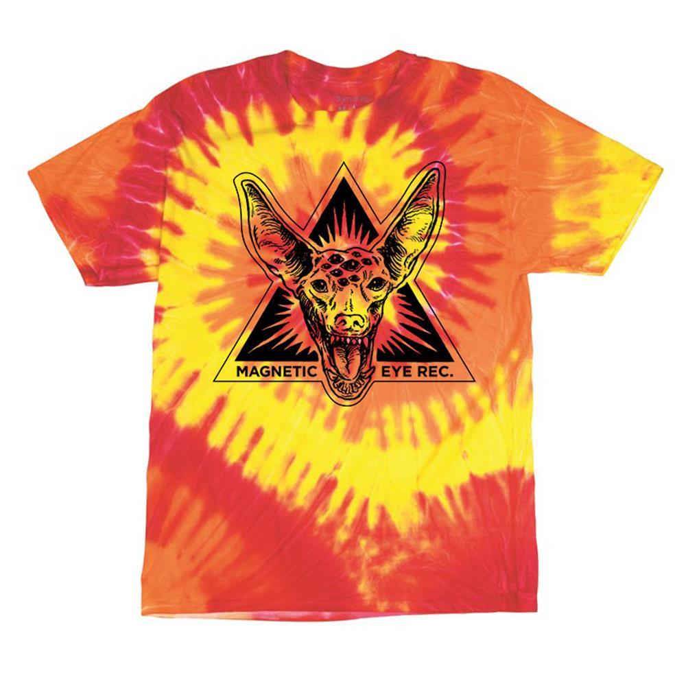 Kiki Head Inferno Tie Dye