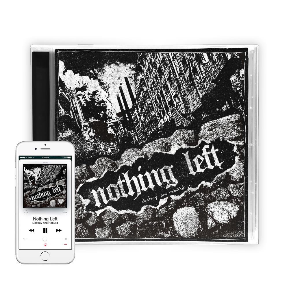 Destroy and Rebuild Digital + CD
