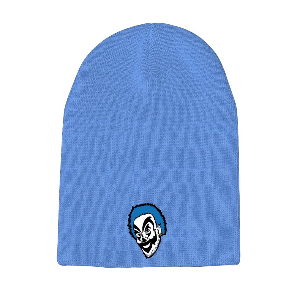 Violent J Face Light Blue Winter