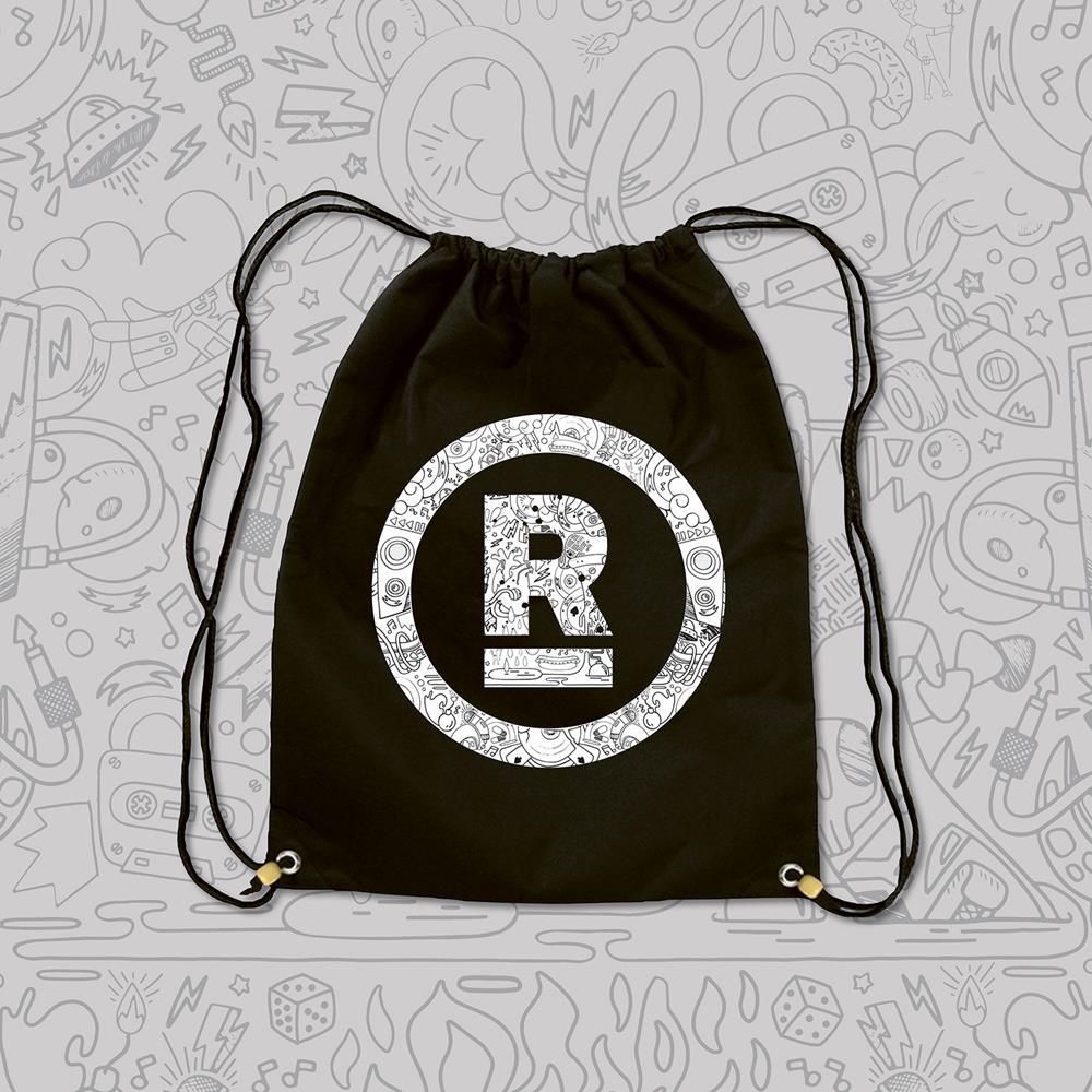 Label Merchandise Logo Cinch