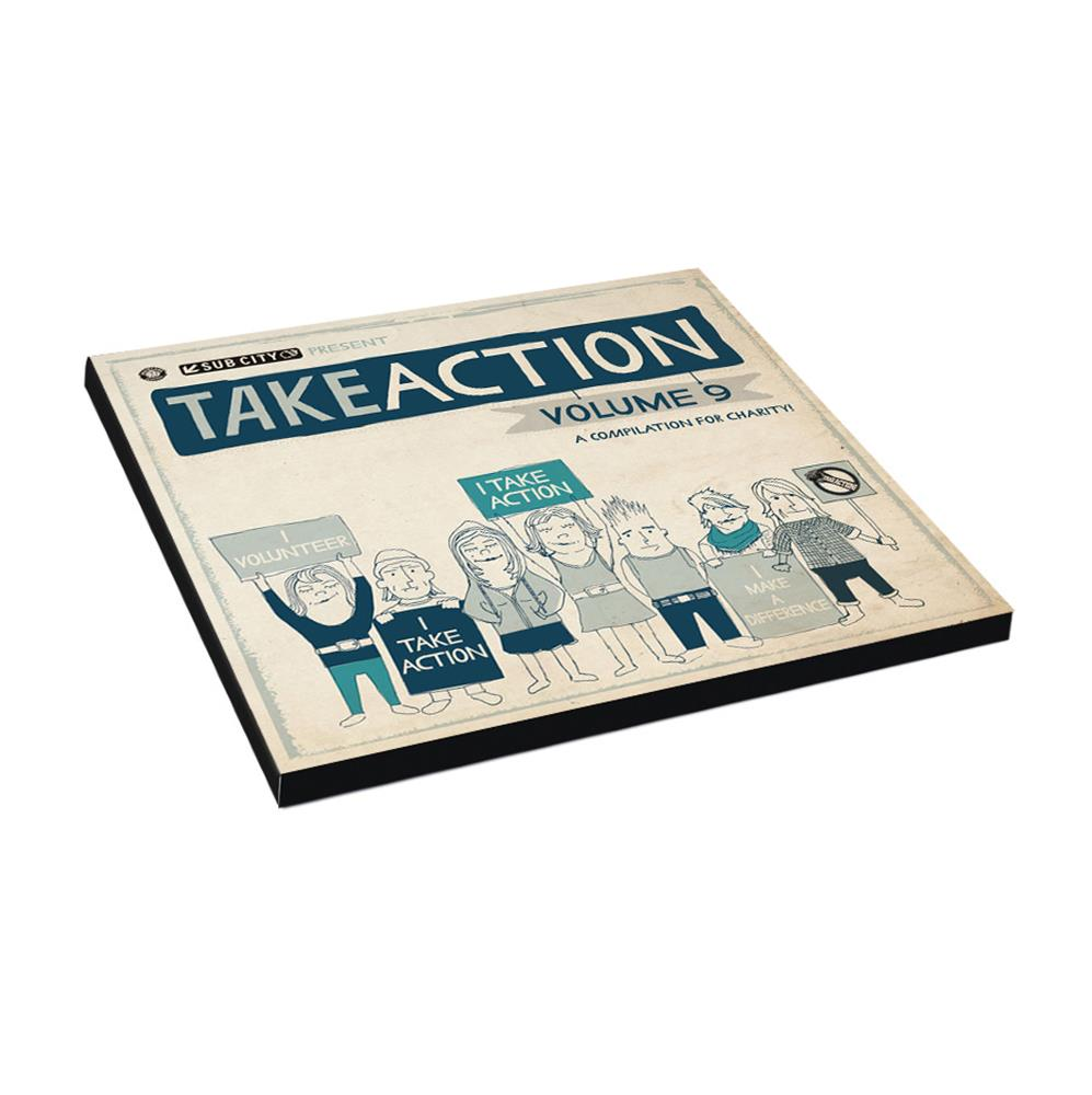 Various Artists - Take Action! Vol. 9