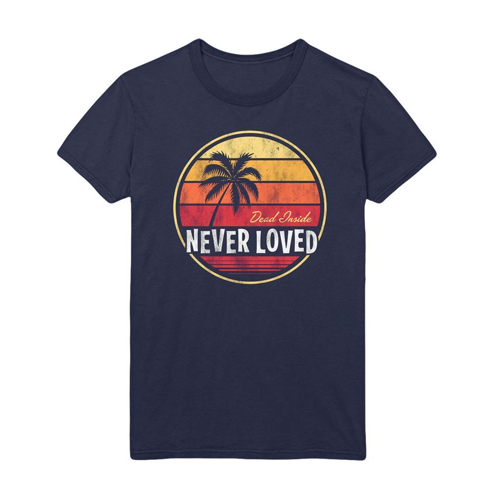 Palm Tree Navy