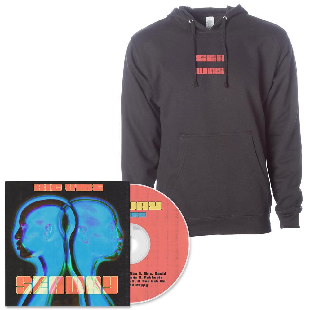 CD + Pullover