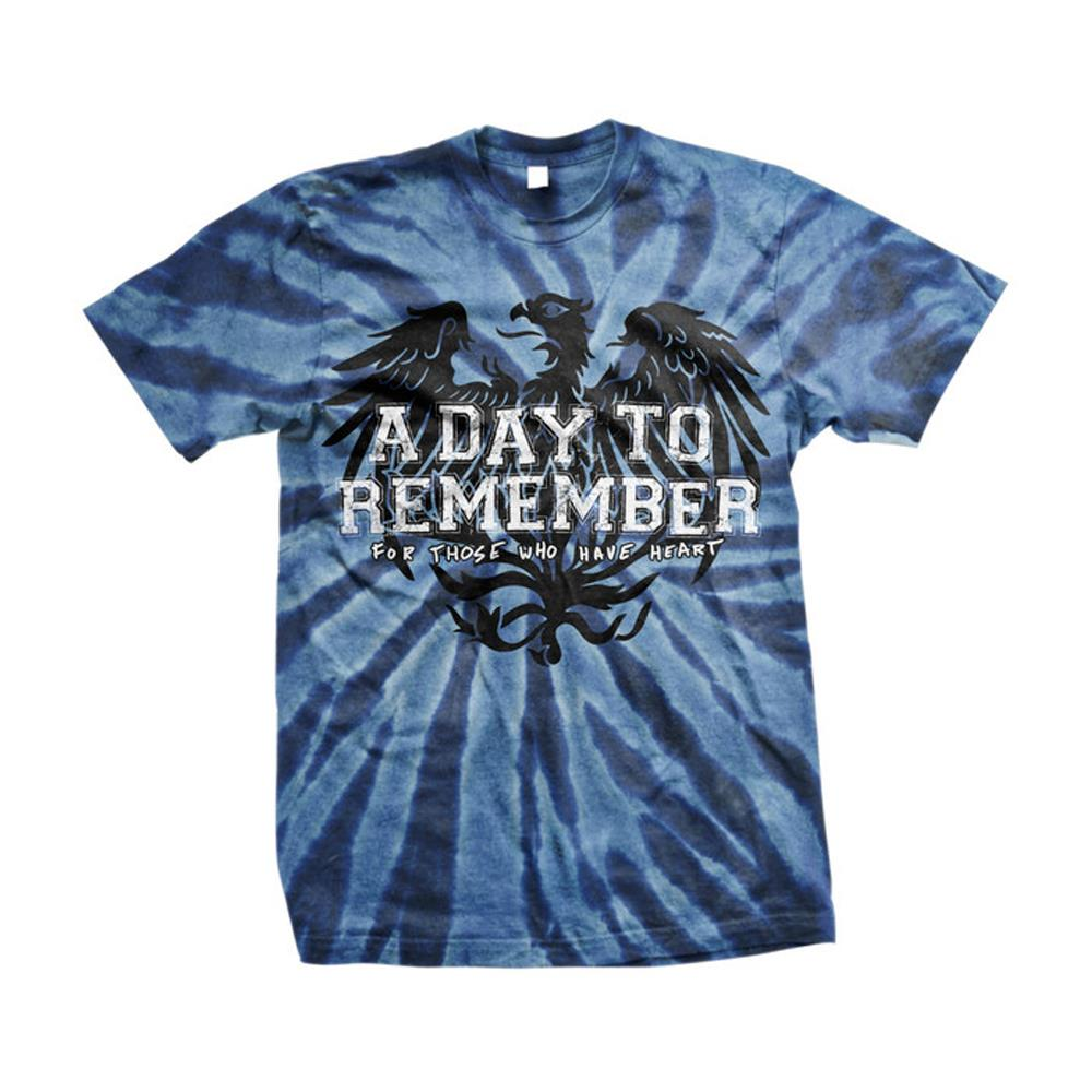 For Those Who Have Heart Tie Dye