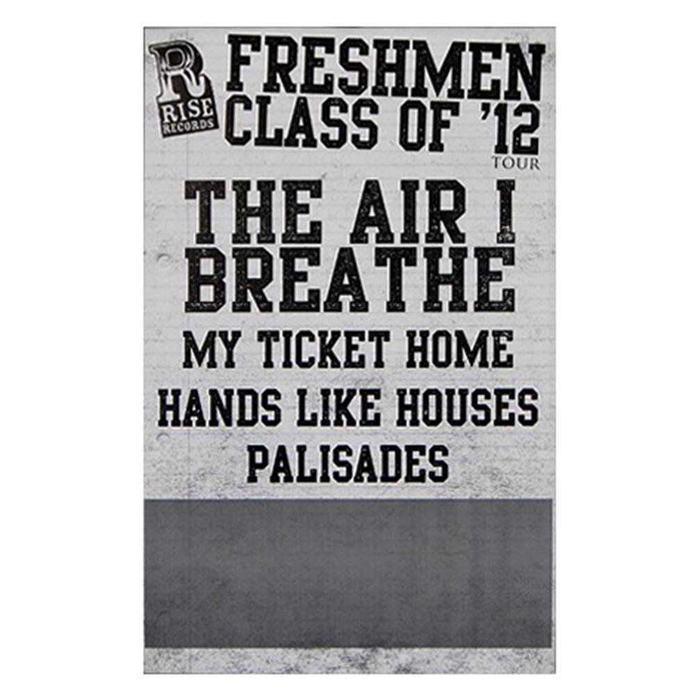 Freshmen Class Of '12 Tour