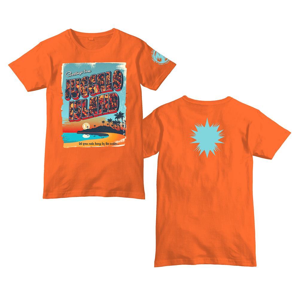 Juggalo Island Tangerine