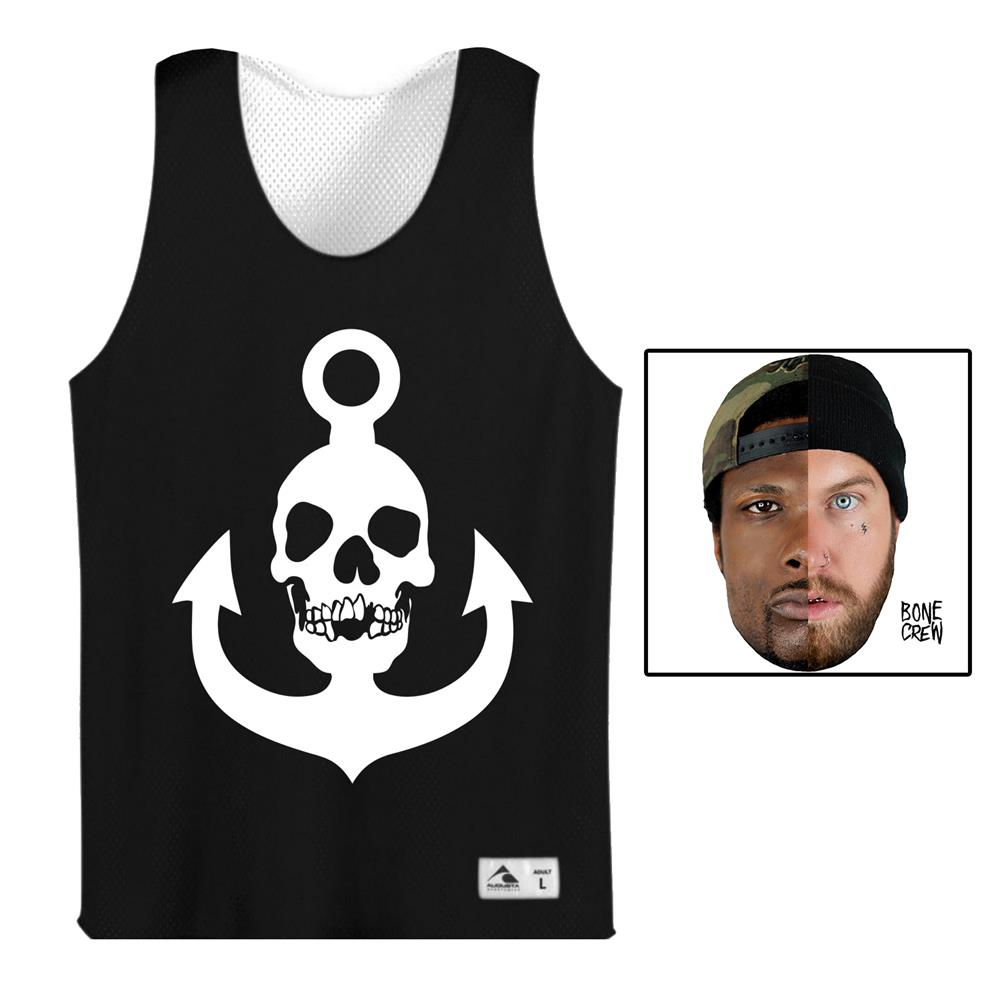 Skull Anchor Jersey & Digital Download