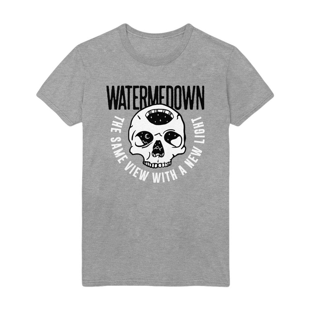 Album Skull Heather Grey