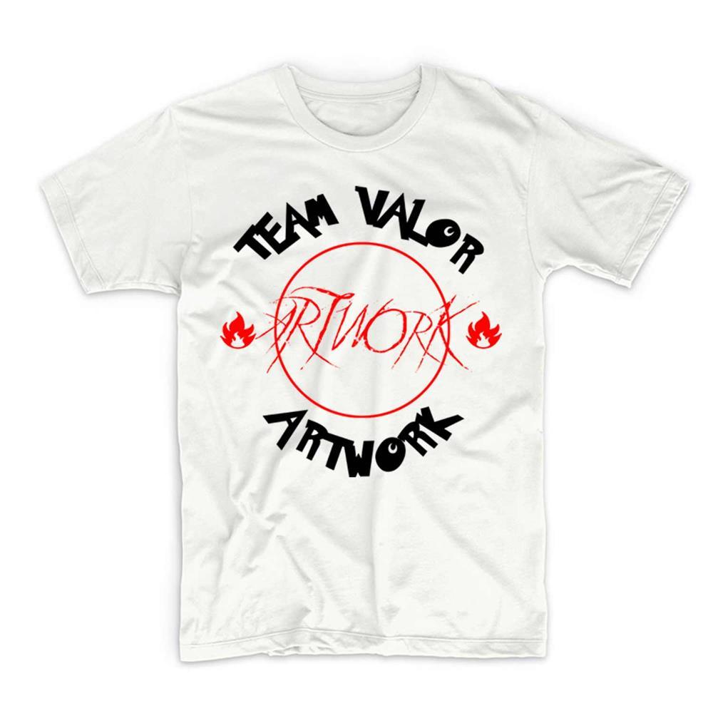 Team Valor White