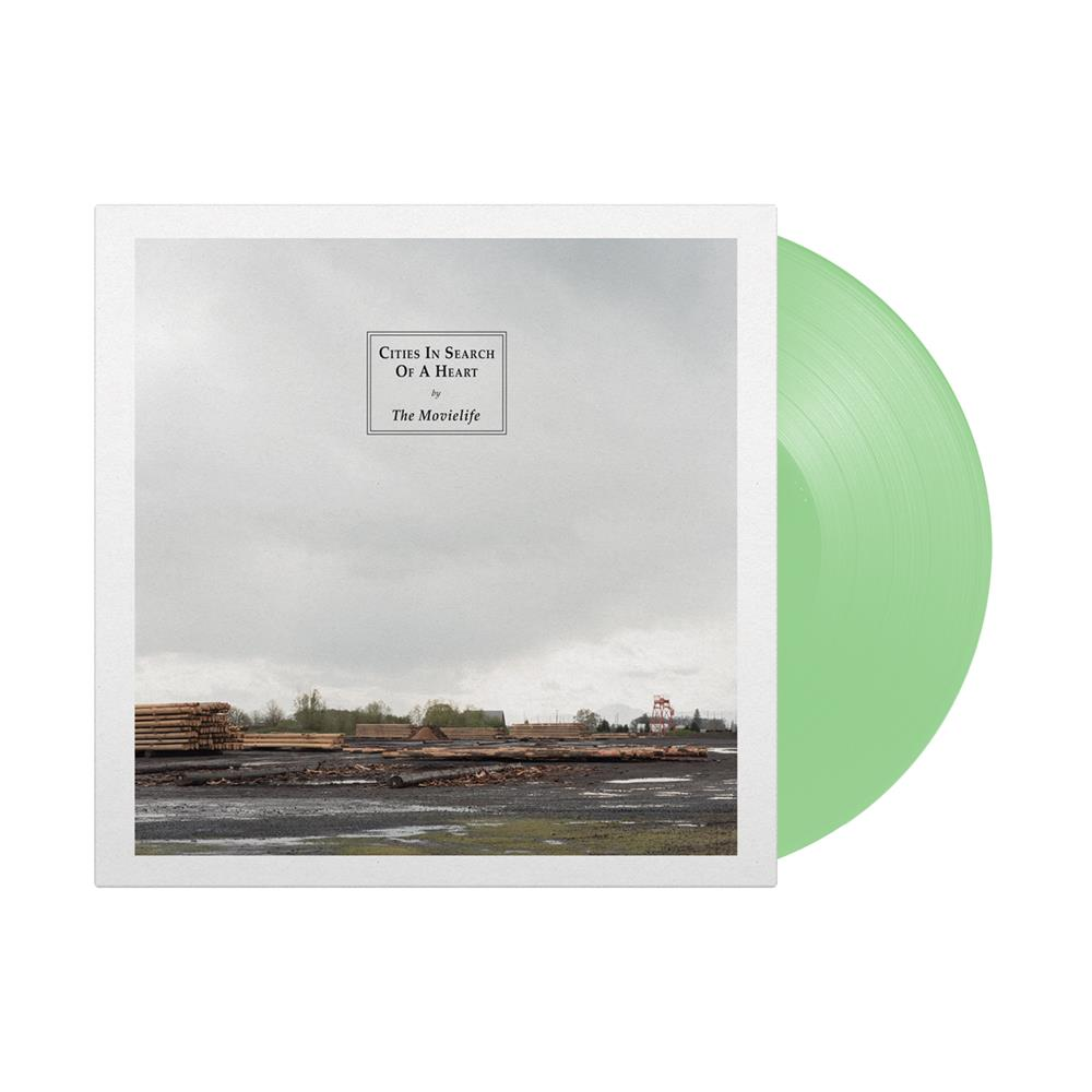 Cities In Search Of A Heart Vinyl LP