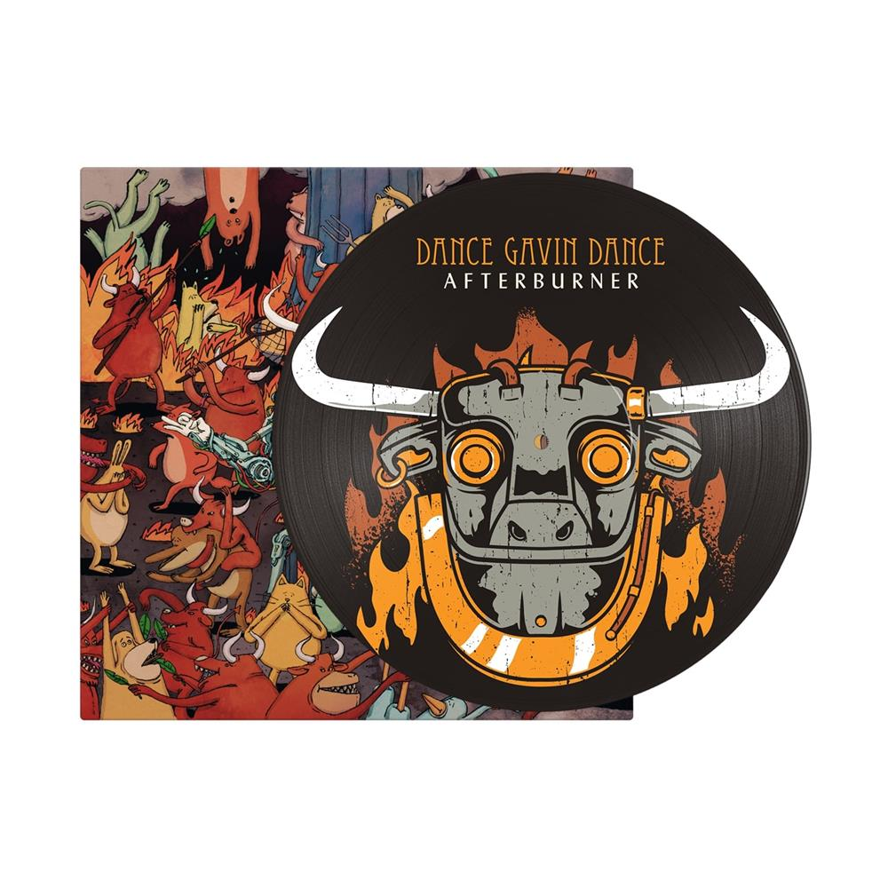 Afterburner Picture Disc