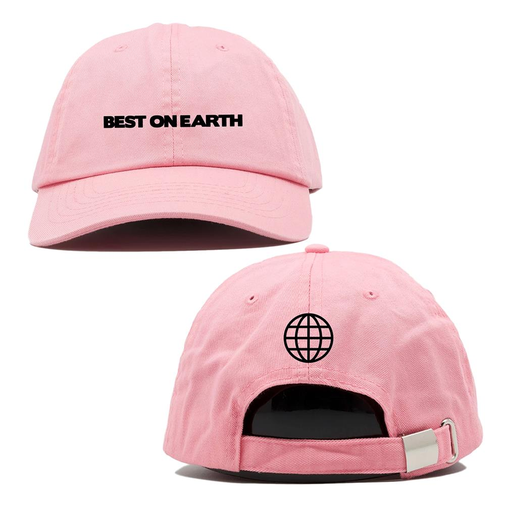 Best On Earth Light Pink