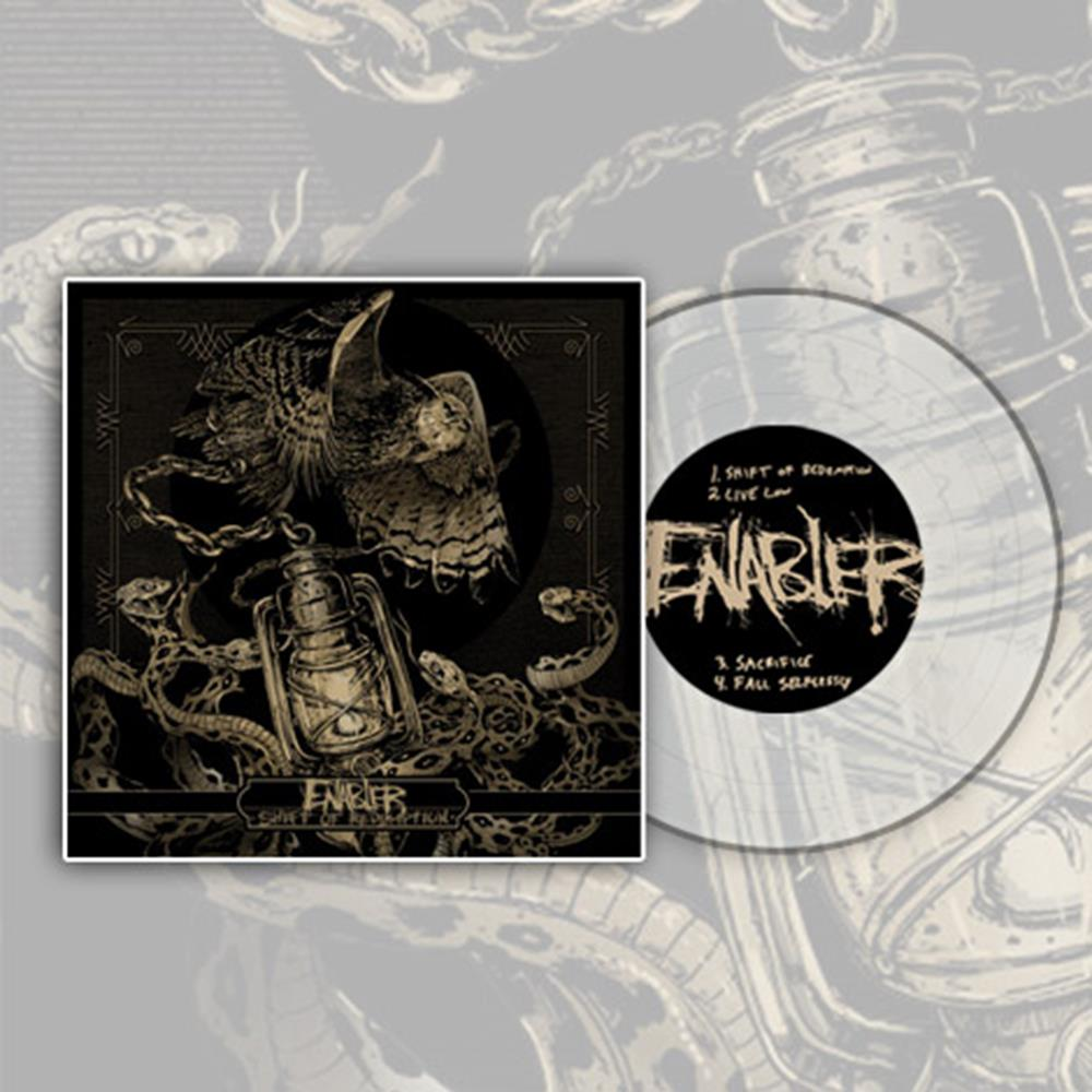 Shift Of Redemption Clear 7Inch LP