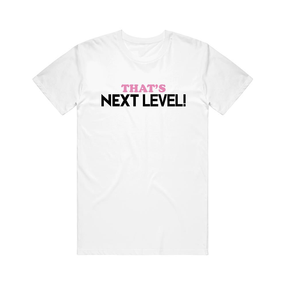 That's Next Level! White