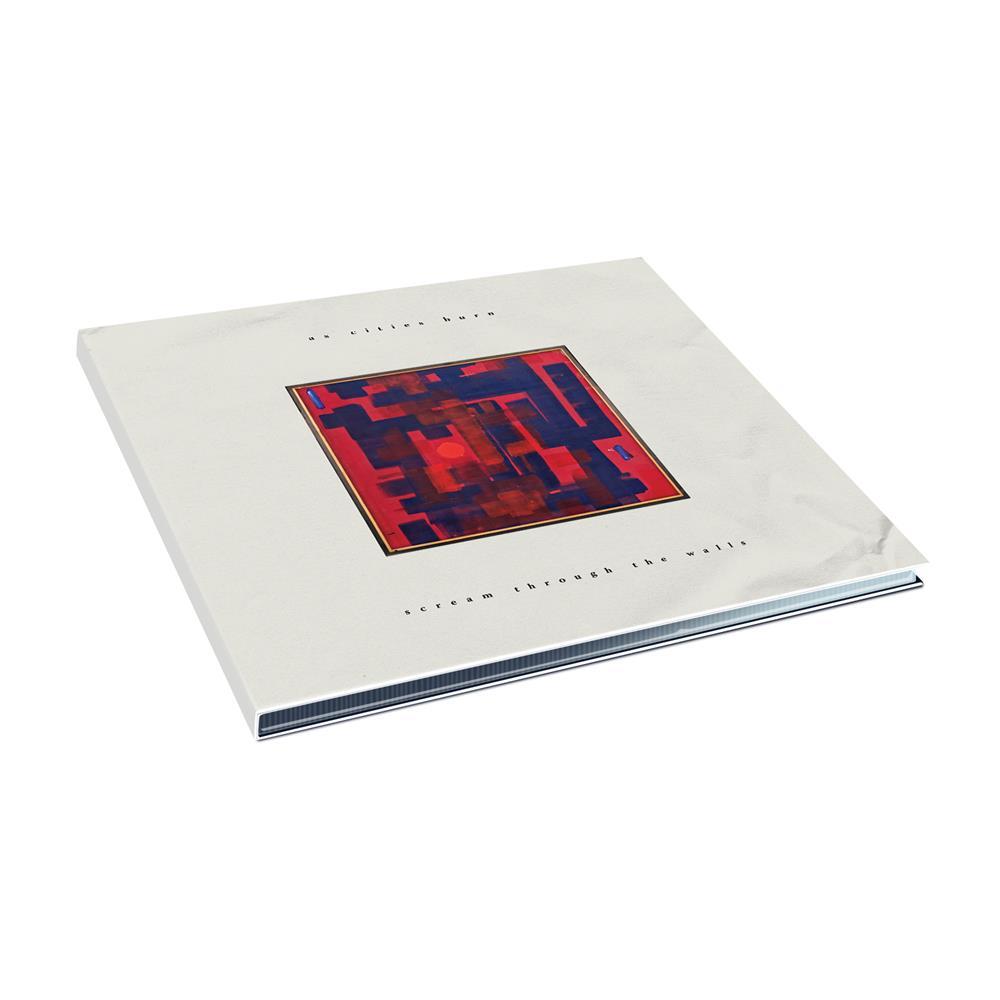 Scream Through The Walls CD + DD