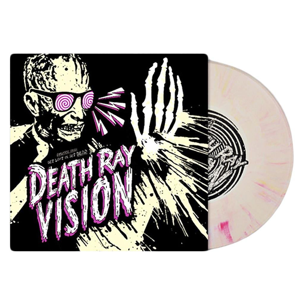 Get Lost Or Get Dead Yellow/Purple Swirl 7Inch