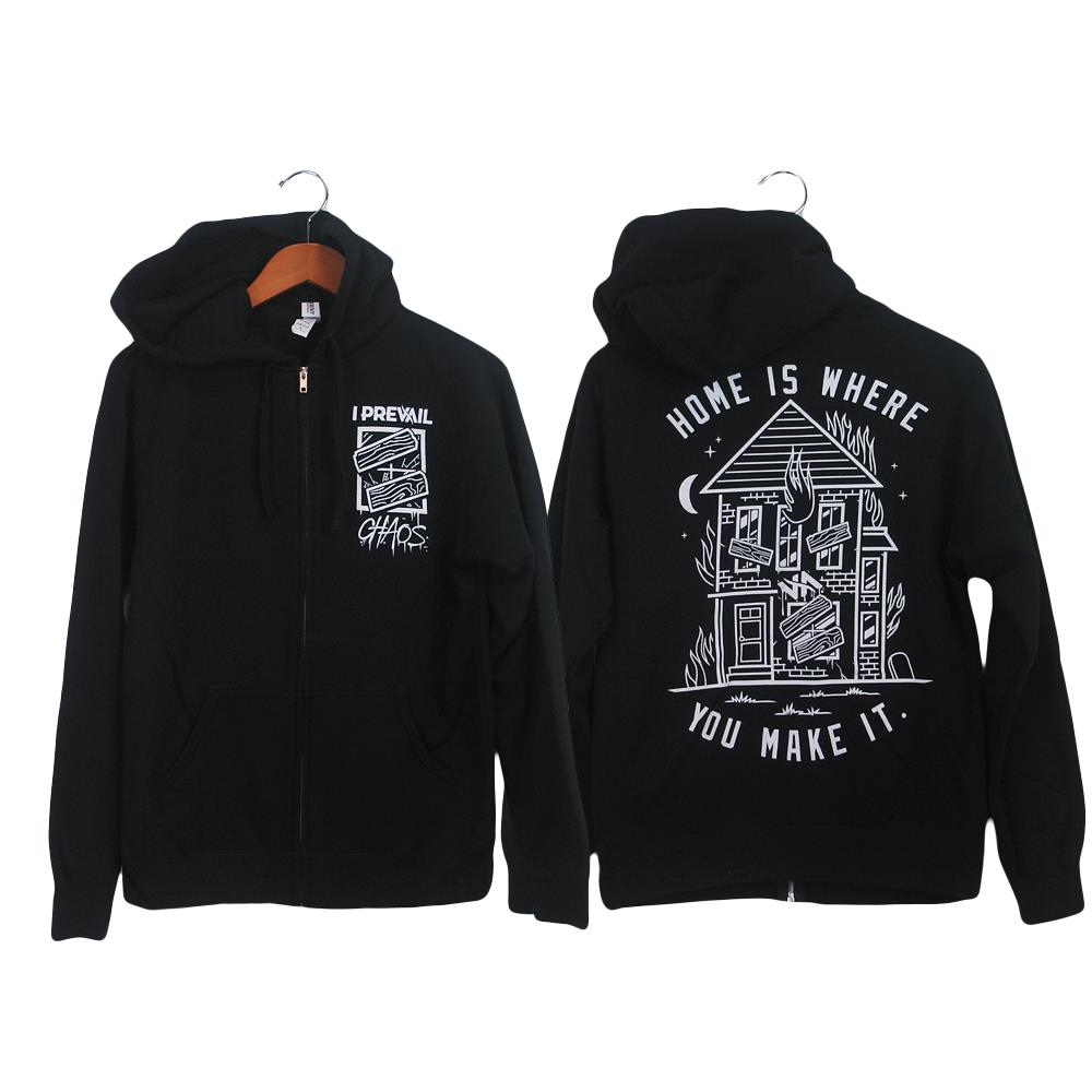 Chaos Zip Up