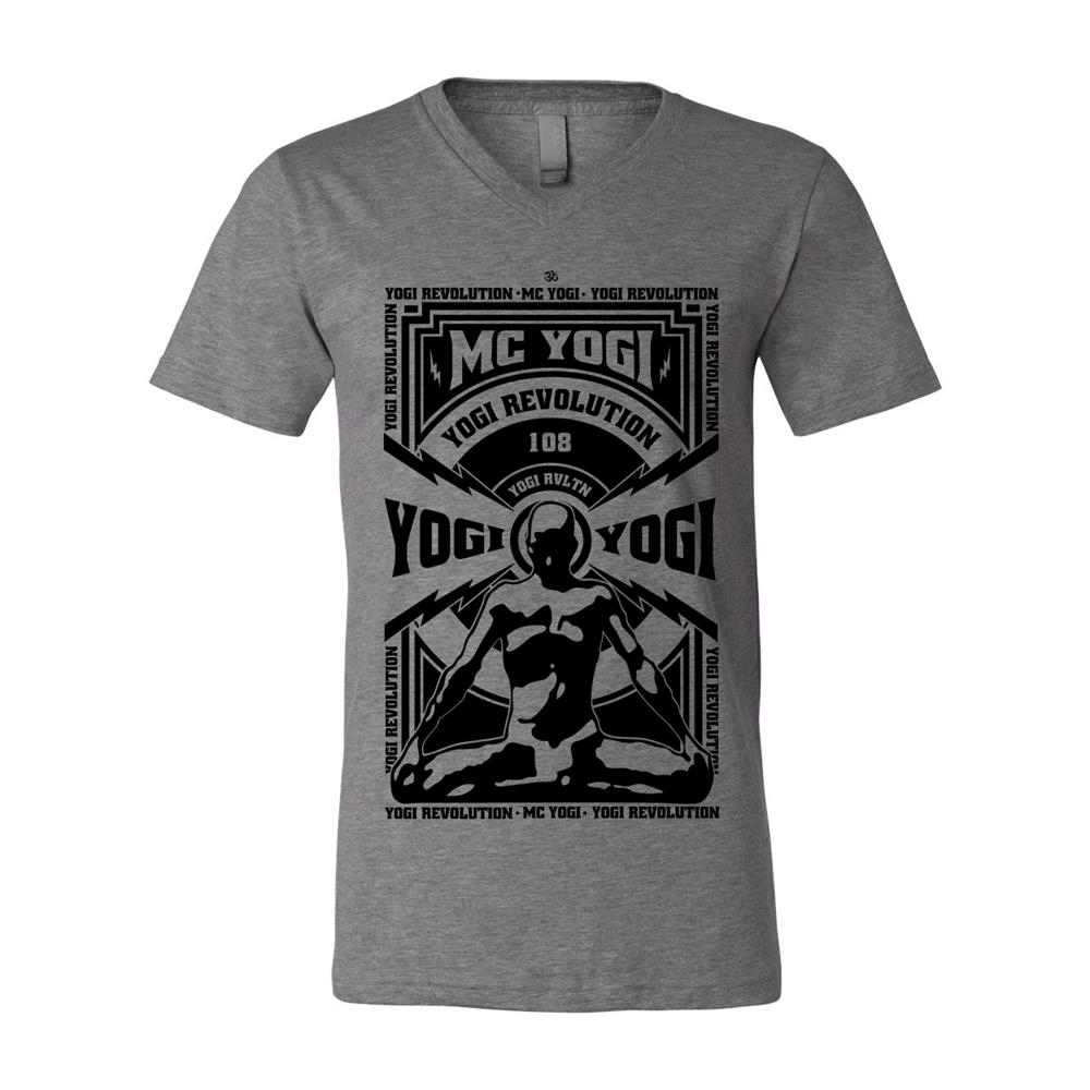 Yogi Revolution Heather Grey