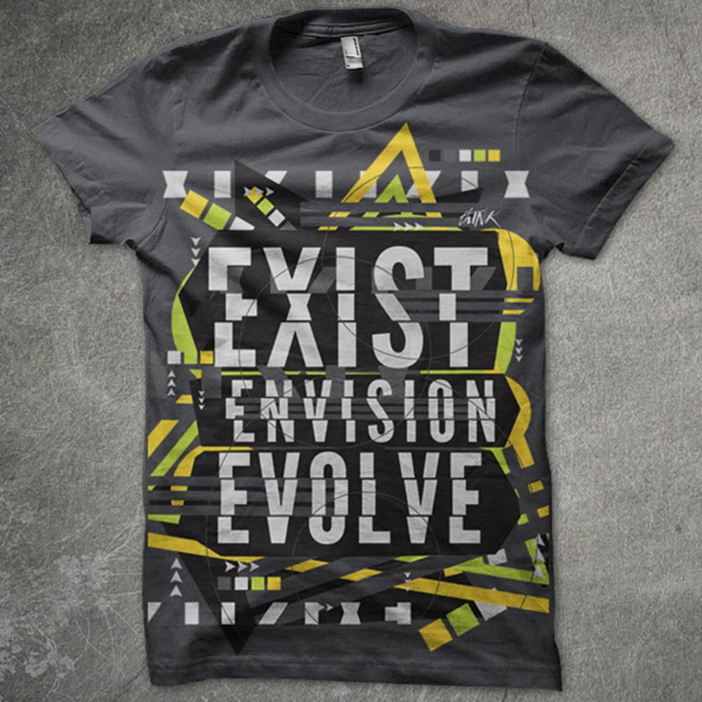 Exist.Envision.Evolve Charcoal - Outlet