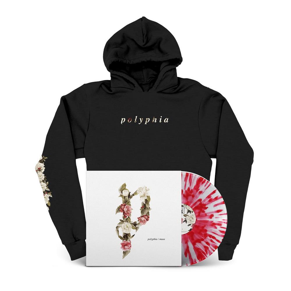 Muse Vinyl + Pullover