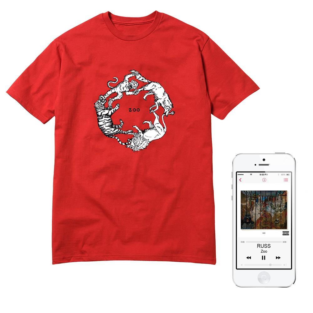 Zoo T-Shirt + Digital Album