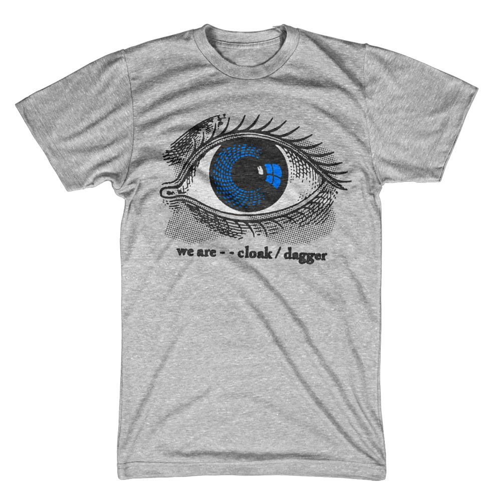 Eye Heather Gray