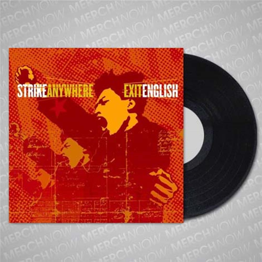Exit English Black LP Vinyl