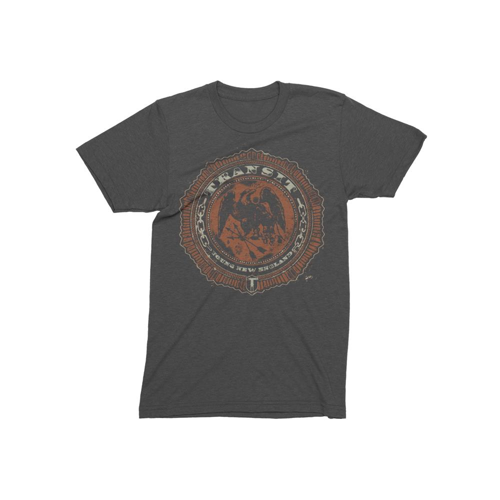 Eagle Charcoal Grey T-Shirt