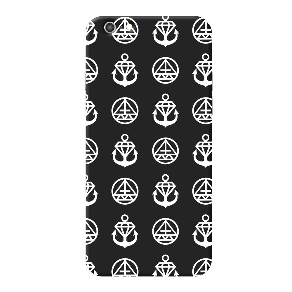 New Symbol Logo Black Iphone 6 Case