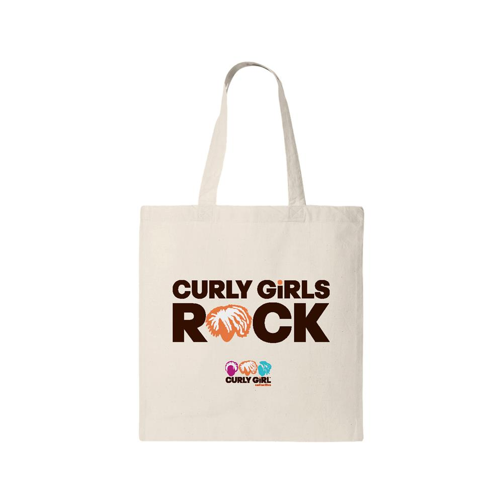 Curly Girls Rock (Orange)