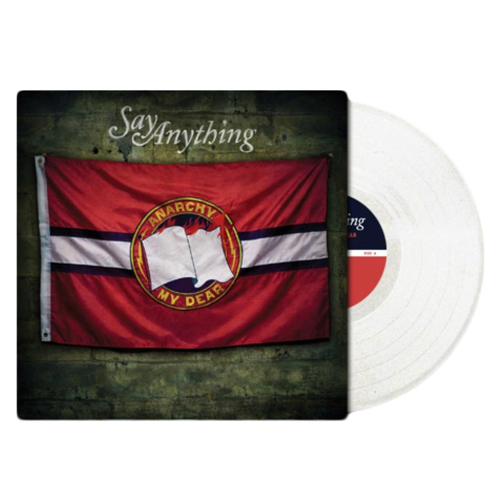 Anarchy, My Dear White LP