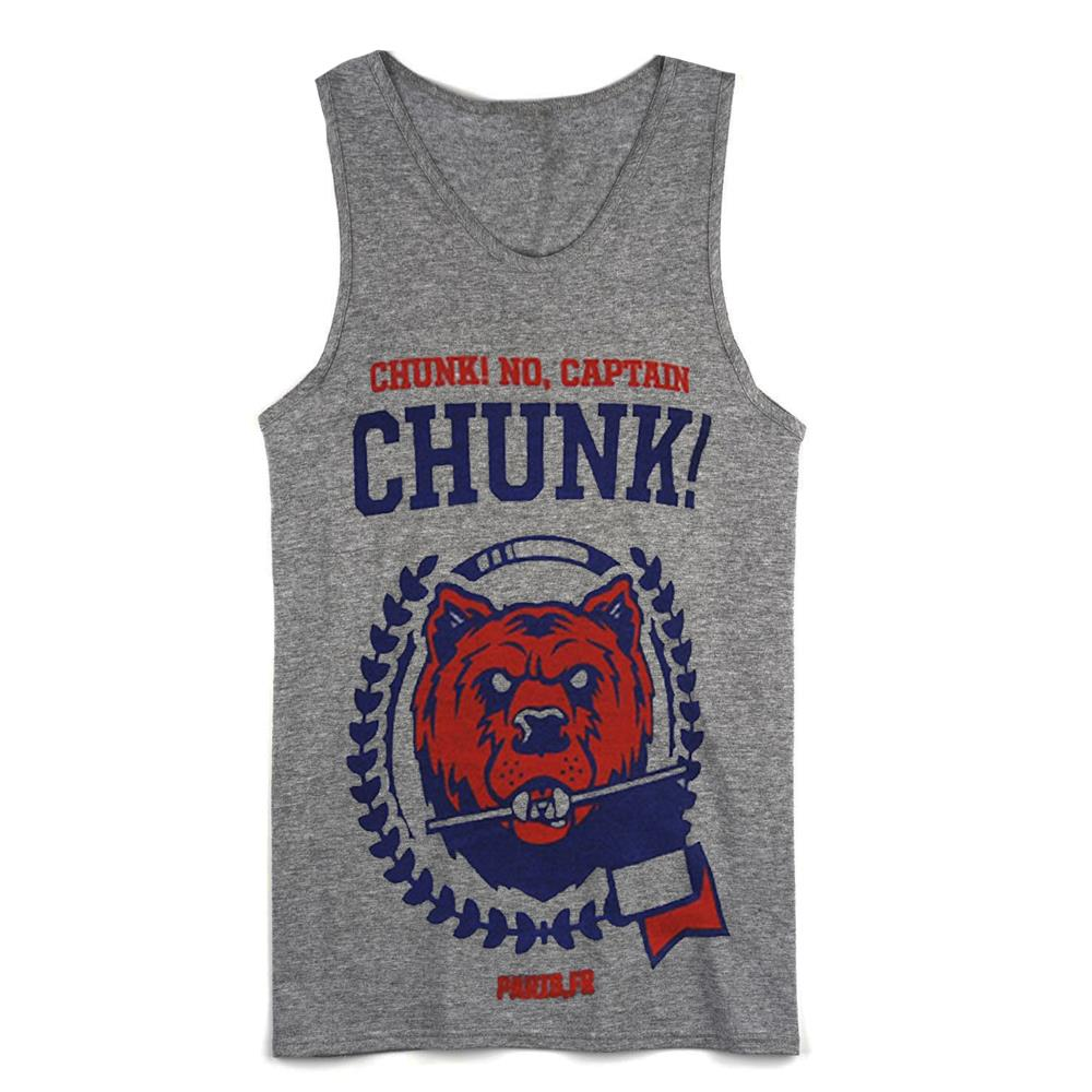 Bear Grey Tank Top