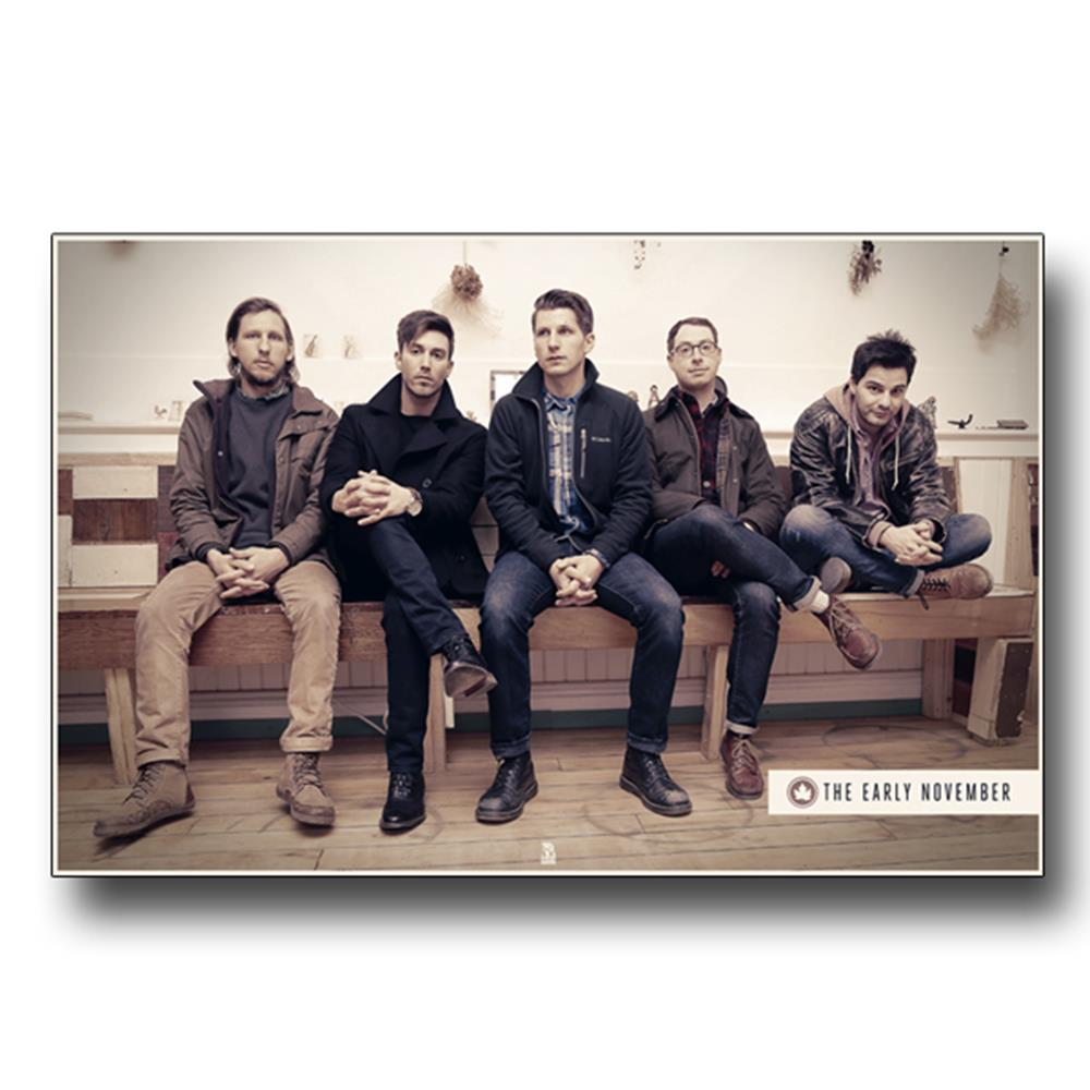 Band Promo 11X17 Poster