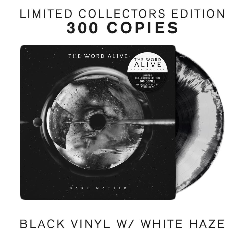 Dark Matter Black W/ White Haze
