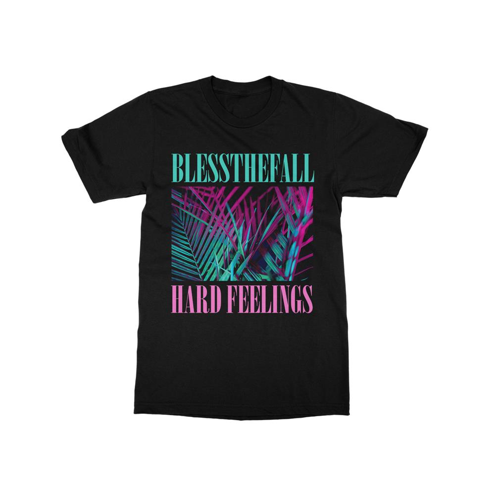 Hard Feelings Black T-Shirt