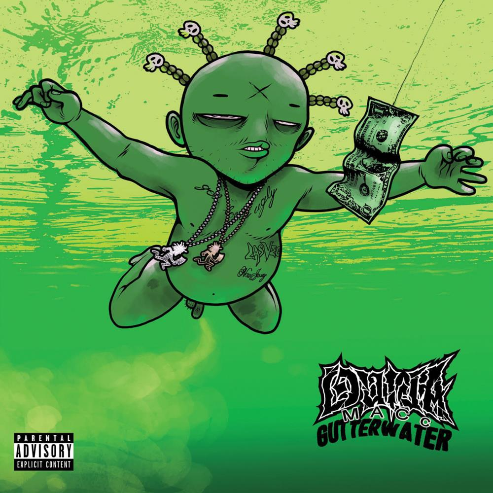 Gutter Water CD