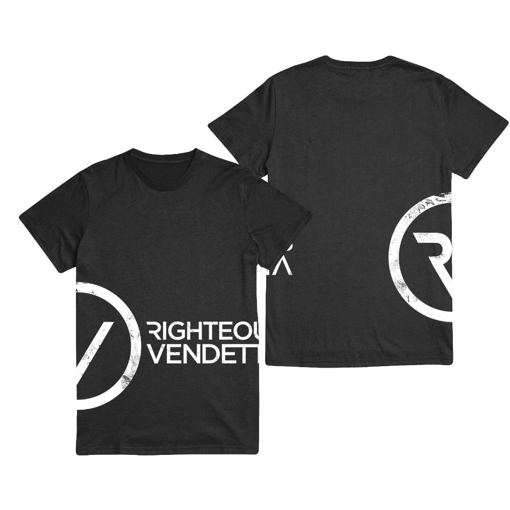 LIMITED Side Logo Dark Heather Grey