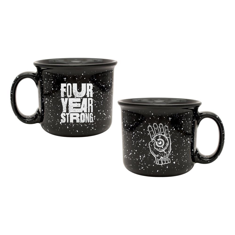 Brain Pain Black Coffee Mug