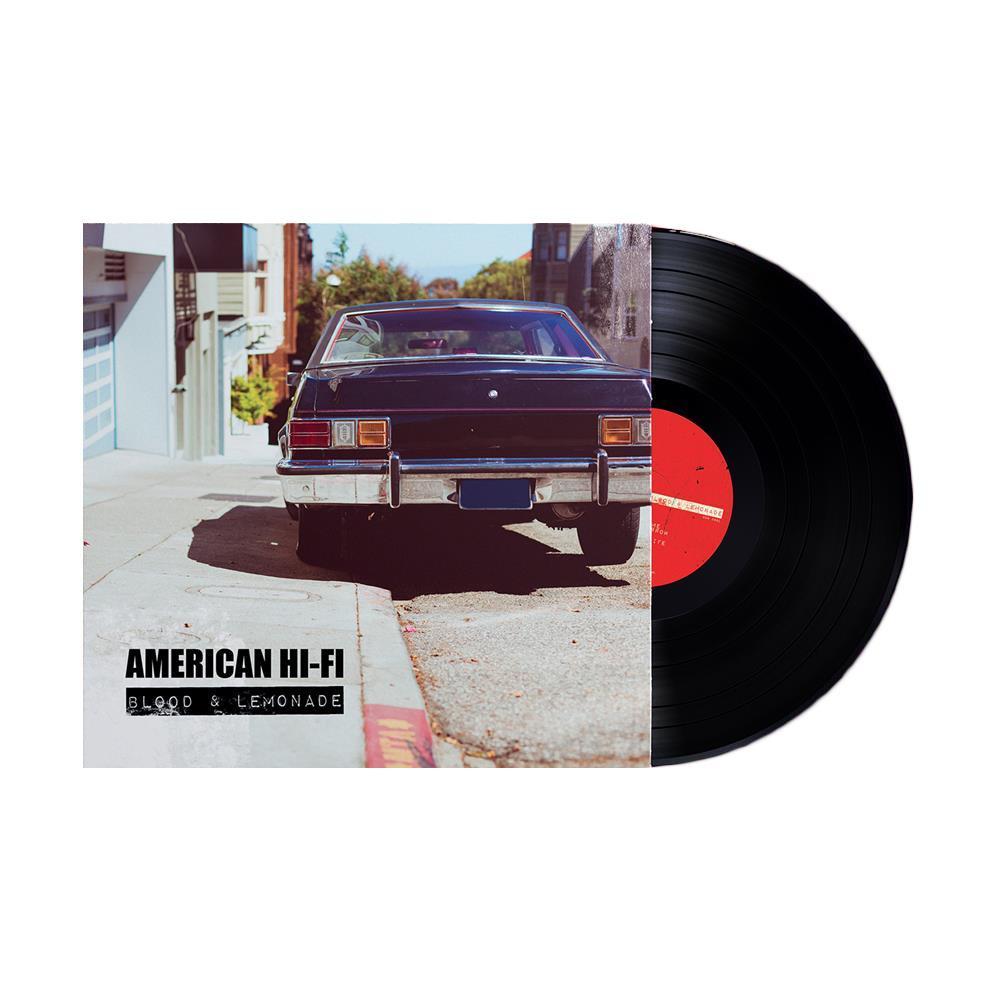 Blood & Lemonade Black LP