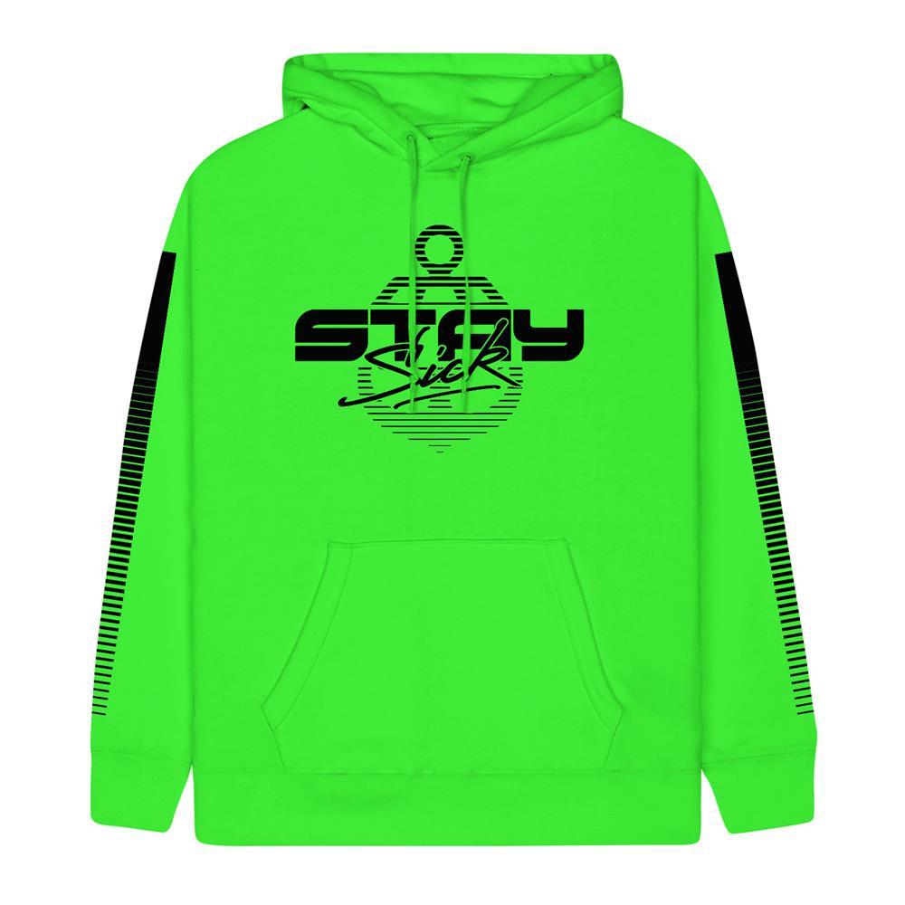 1980'S Neon Green