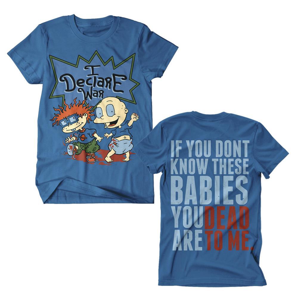 Babies Blue