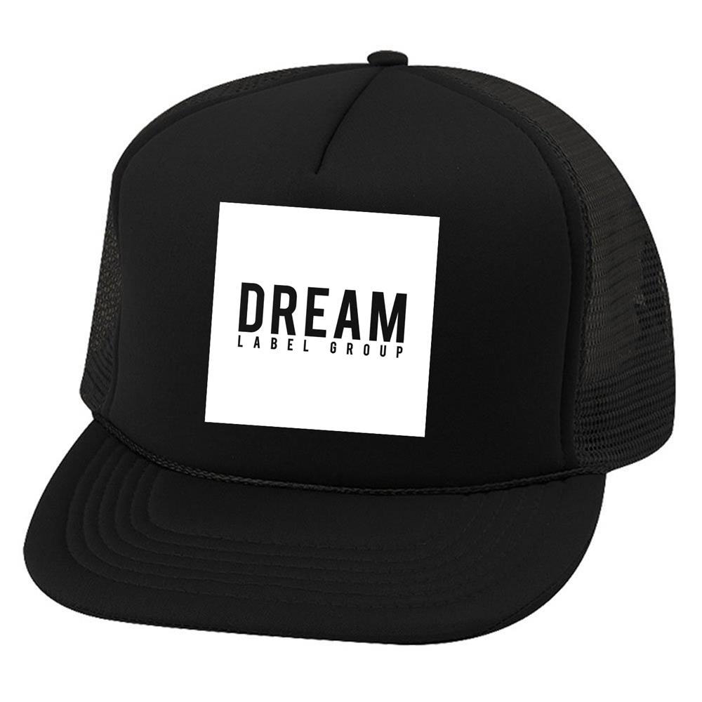 Dream Label Square Black