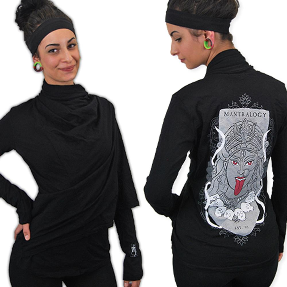 Mantralogy Durga Black Wrap